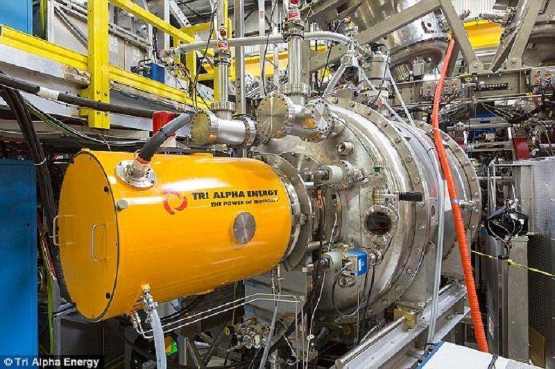 Reactor fusión nuclear comercial