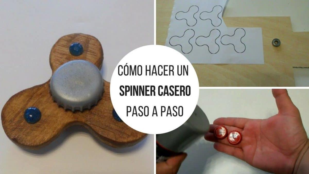 Spinner-casero