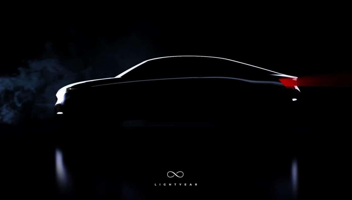 Lightyear One coche eléctrico solar