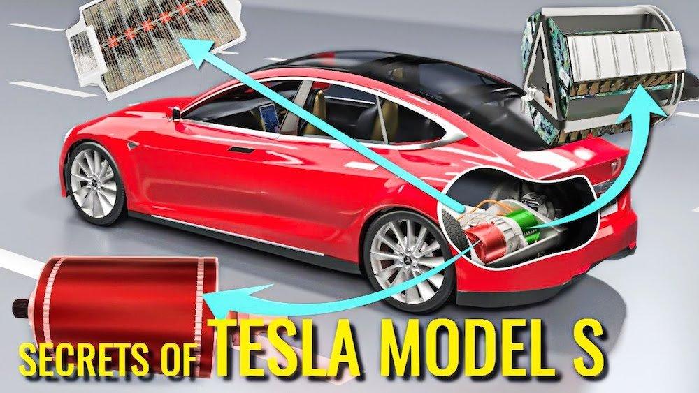 Así funcionan los coches eléctricos