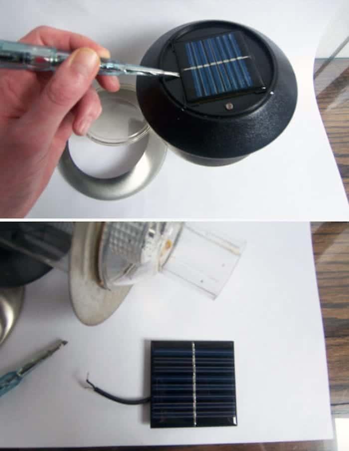 Convierte una radio a pilas en una radio solar paso a paso