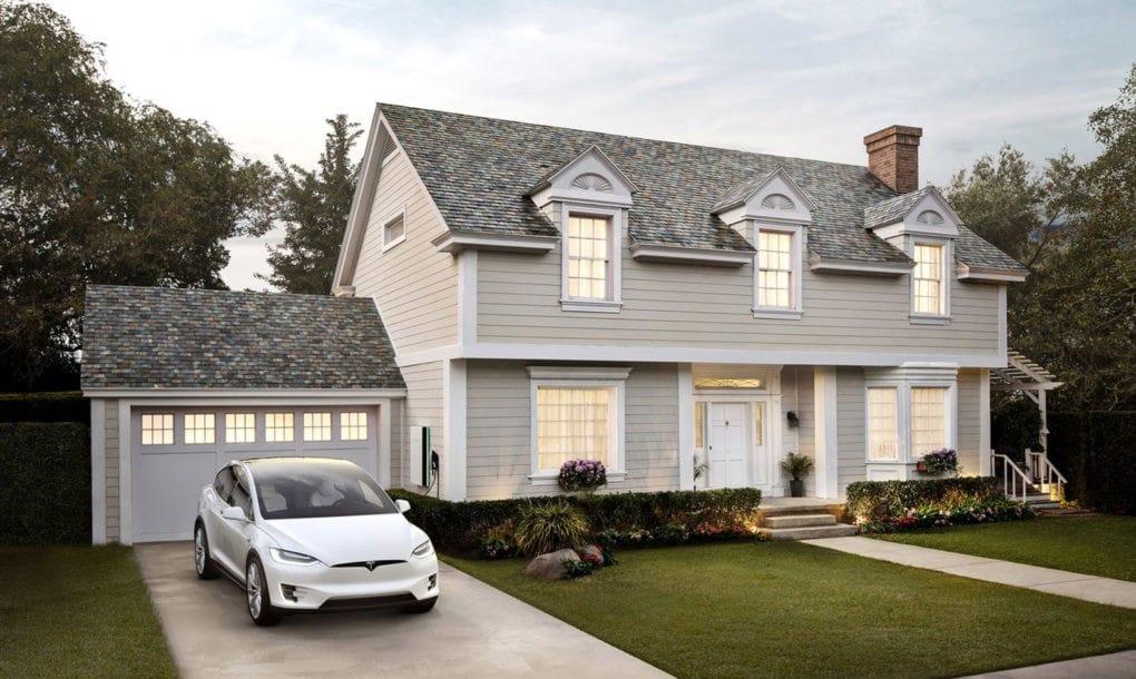 El nuevo tejado Solar de Tesla es más barato que un tejado convencional