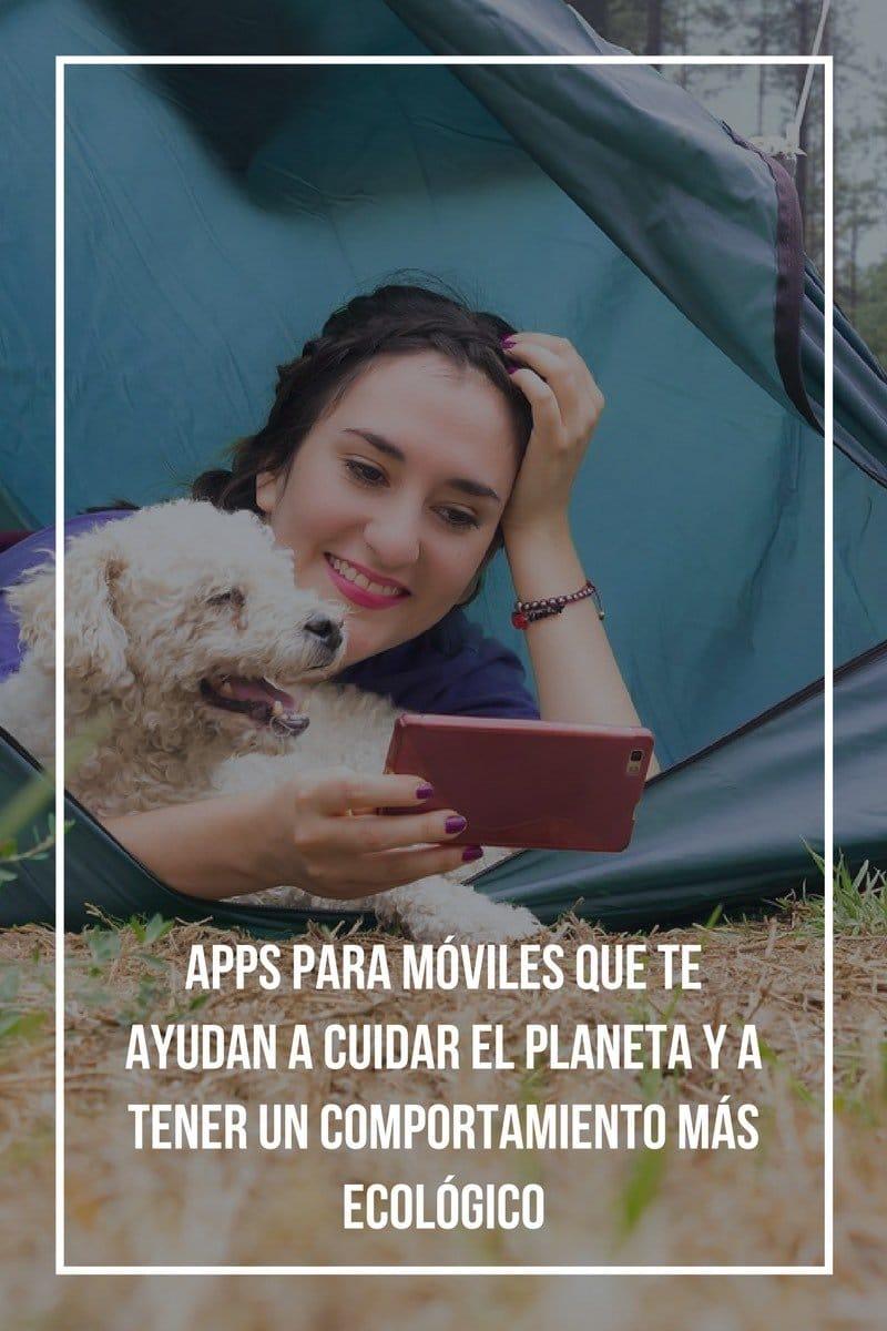 Apps para móviles ecológicas