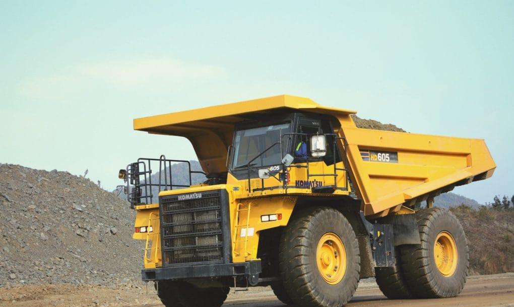E-dumper, el gigante de 45 toneladas que se convertirá en el vehículo eléctrico más grande del mundo