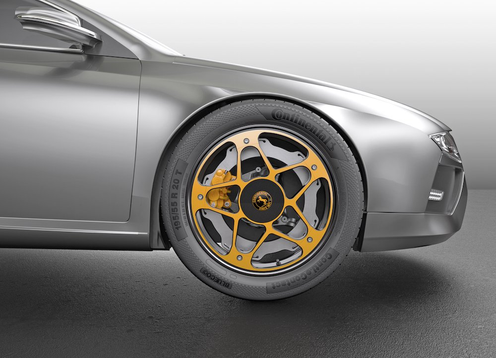 New Wheel Continental