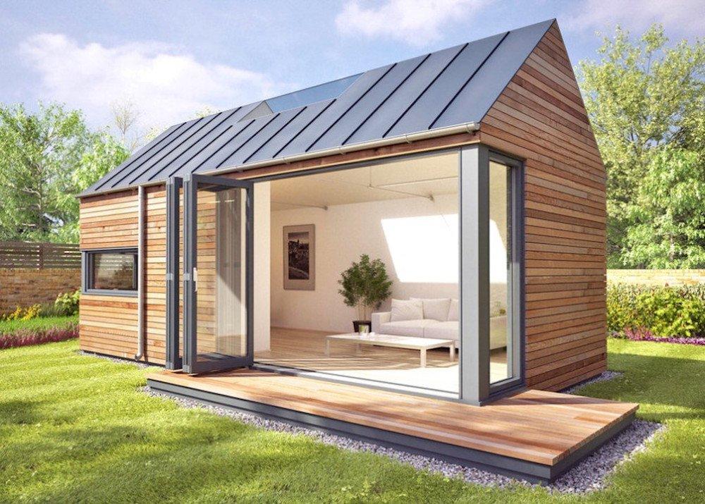 13 increíbles casas prefabricadas con las que podrás vivir de forma autónoma