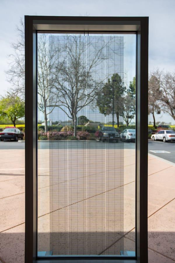 Powervision 150 un cristal para fachadas ventanas y - Tragaluces para tejados ...