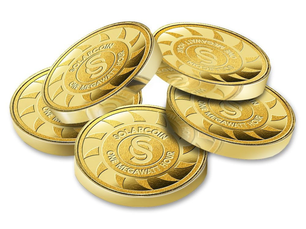 Descubre Solarcoin La Bitcoin Para Incentivar La