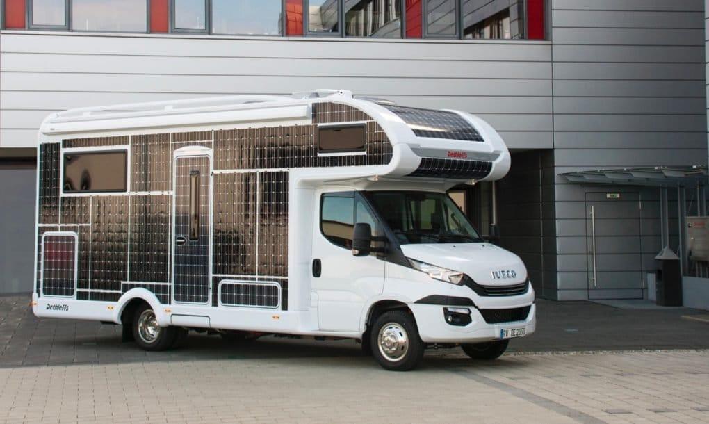 Autocaravana-solar