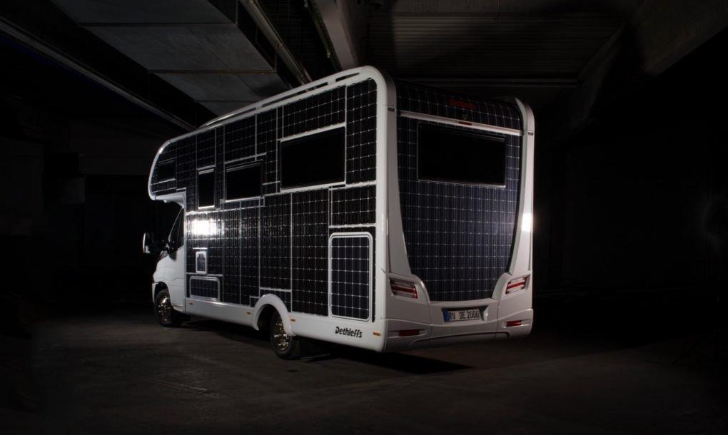 Caravana solar