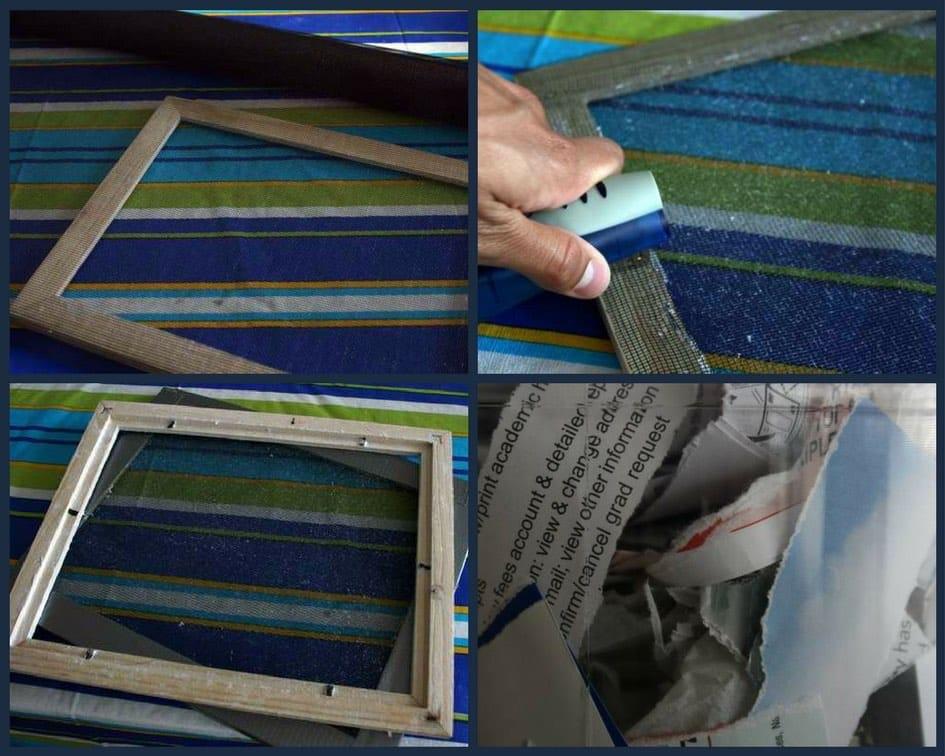 Cómo hacer tu propio papel reciclado