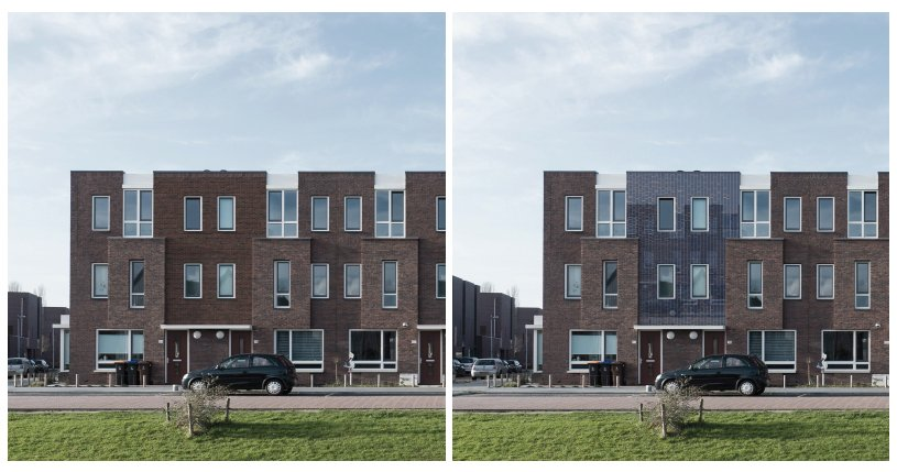Dutch Solar integración fachada