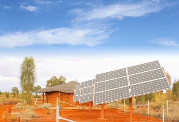 Microgeneración de energía renovable en Africa