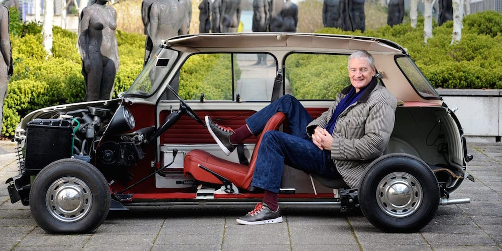 Dyson quiere fabricar coches eléctricos