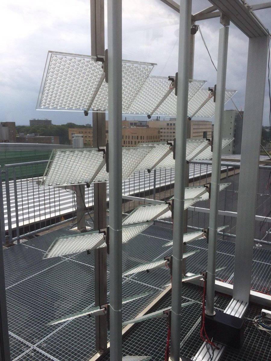 Lumiduct, un nuevo panel fotovoltaico modular