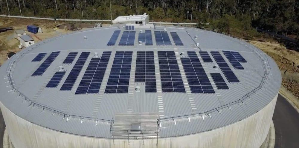 Powerpack de Tesla permite a la ciudad de Logan ahorrar 1'5 millones y contar con agua apta para consumo las 24 horas al día