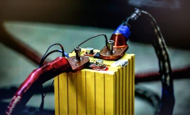 Nuevo prototipo de baterías con asfalto