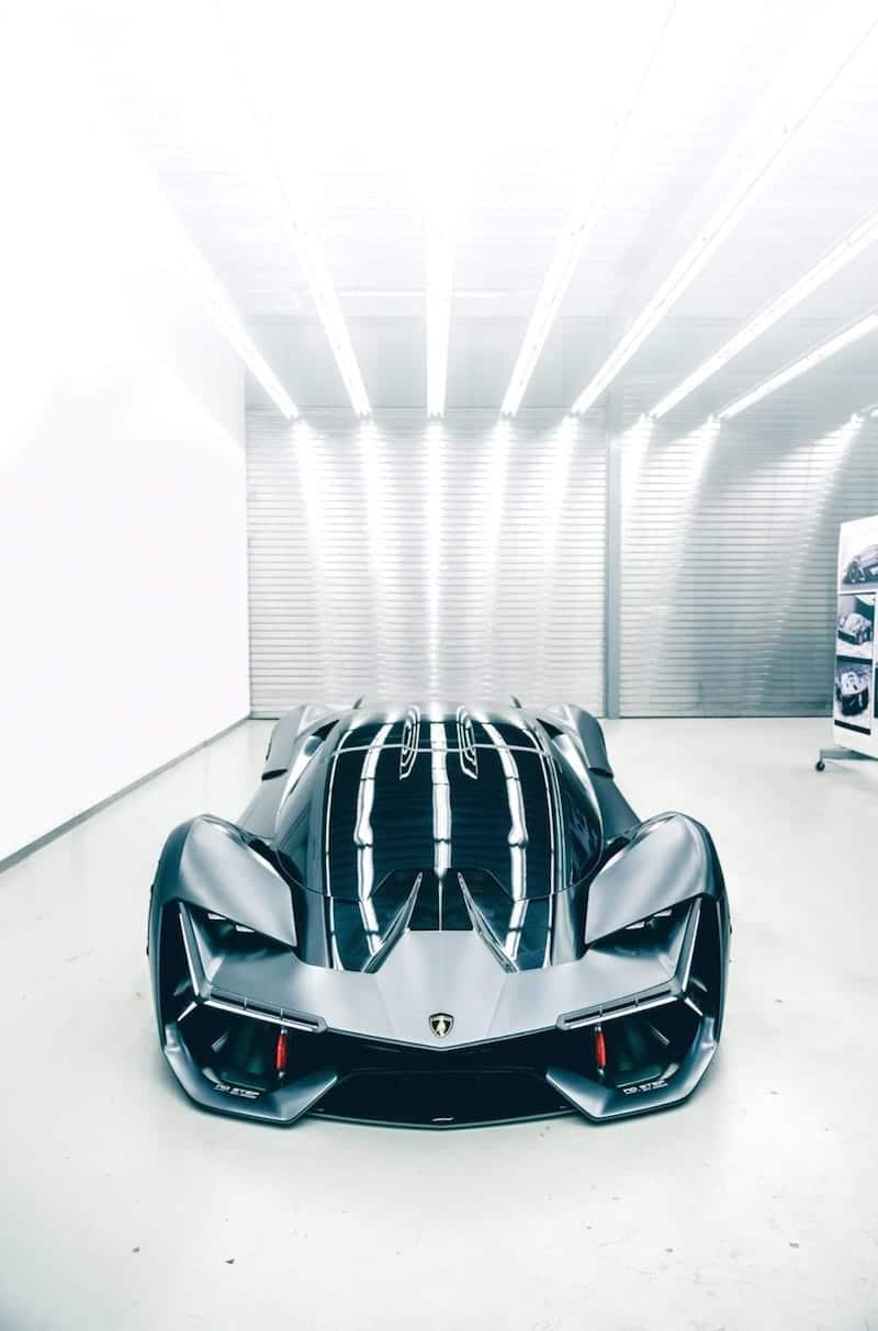 Lamborghini of the Terzo Millennio
