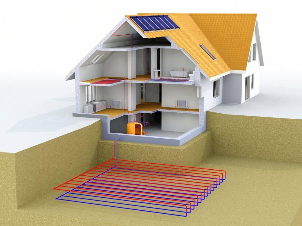 Un nuevo sistema permite climatizar las viviendas desde (y gracias) al suelo