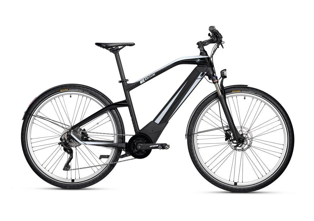 BMW presenta Active Hybrid, una nueva e-Bike con 100 km de autonomía