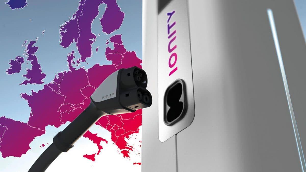 IONITY: la futura red europea para la recarga de vehículos eléctricos