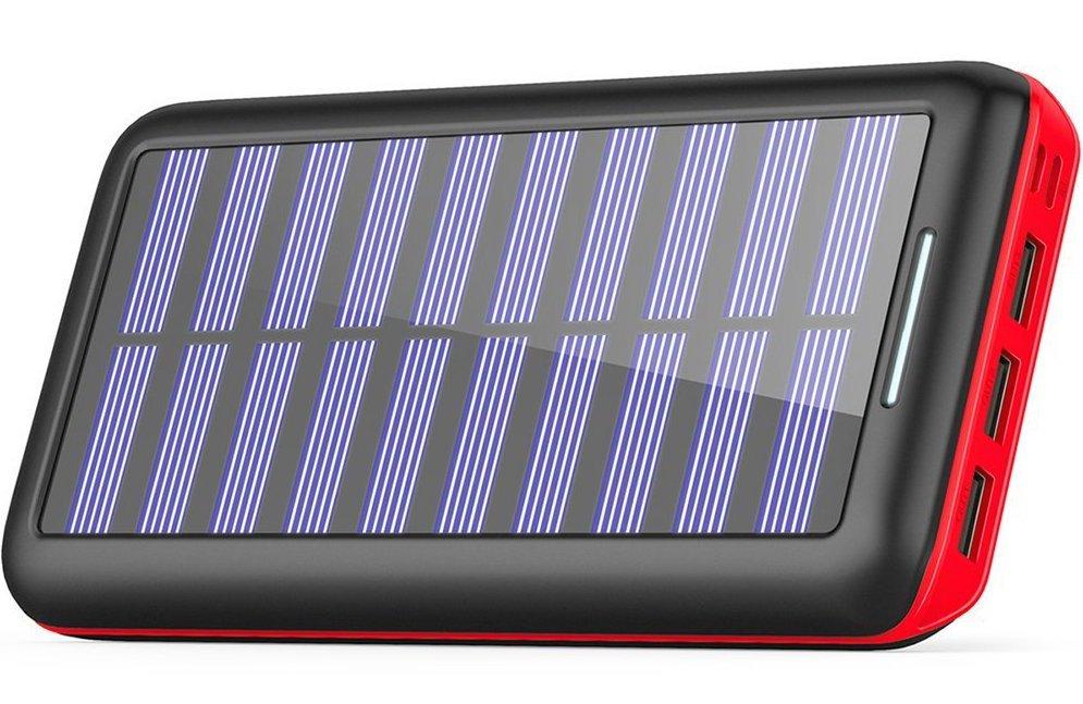 Cargador Solar BERNET