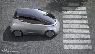 Este coche eléctrico sueco viene con 5 años de electricidad solar gratis