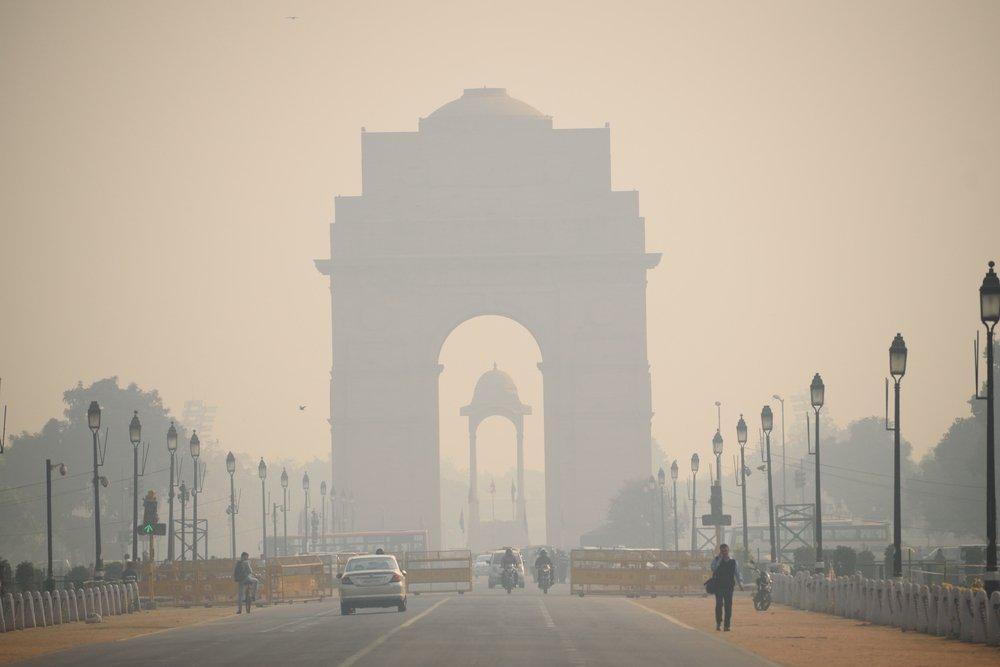 Delhi-polucion