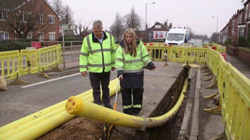 Leeds, la ciudad británica que se calienta con hidrógeno