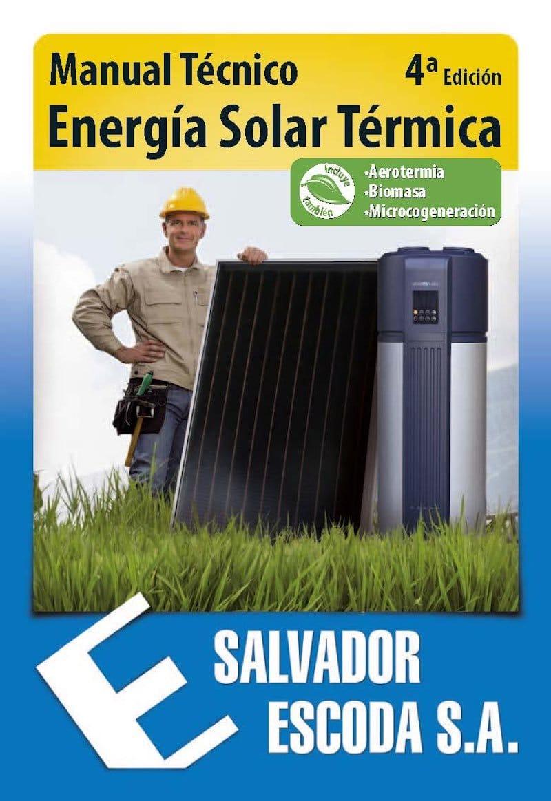 Manual Técnico Energía Solar Térmica