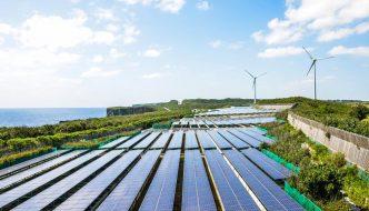 Un tercio de la capacidad energética mundial procede ya de energías renovables