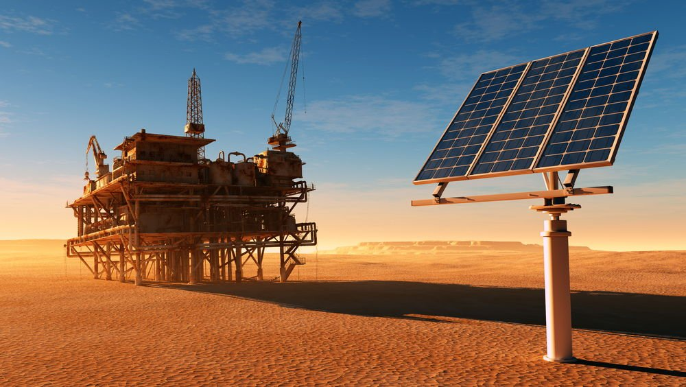 Solar-petroleo