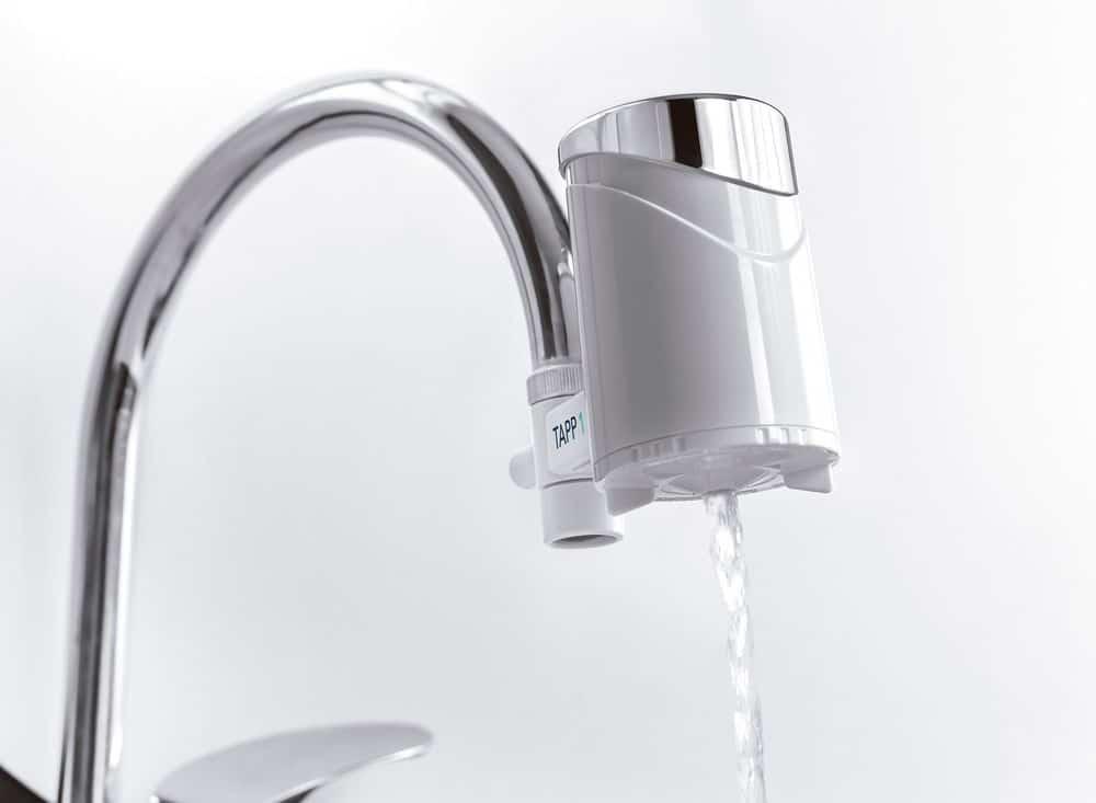 TAPP2, un nuevo sistema doméstico para filtrar agua