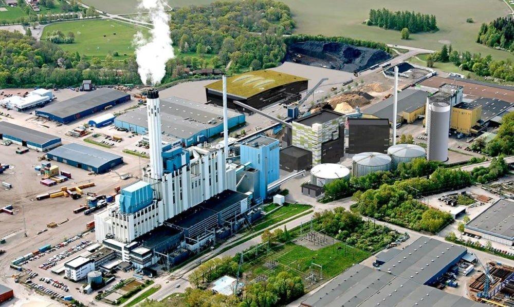 Termoelectrica-sueca