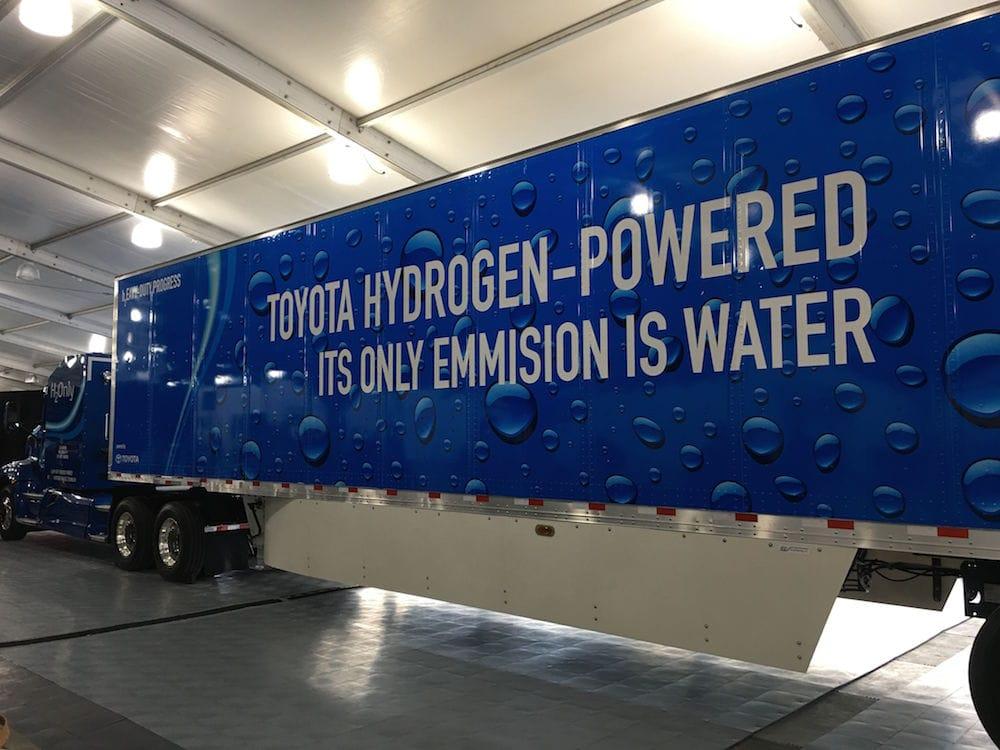 Tri-Gen, el modelo de Toyota para extender el hidrógeno por EE.UU.