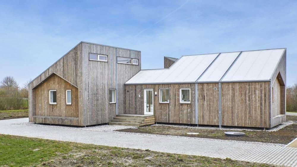 Dinamarca inaugura la primera casa biológica del mundo