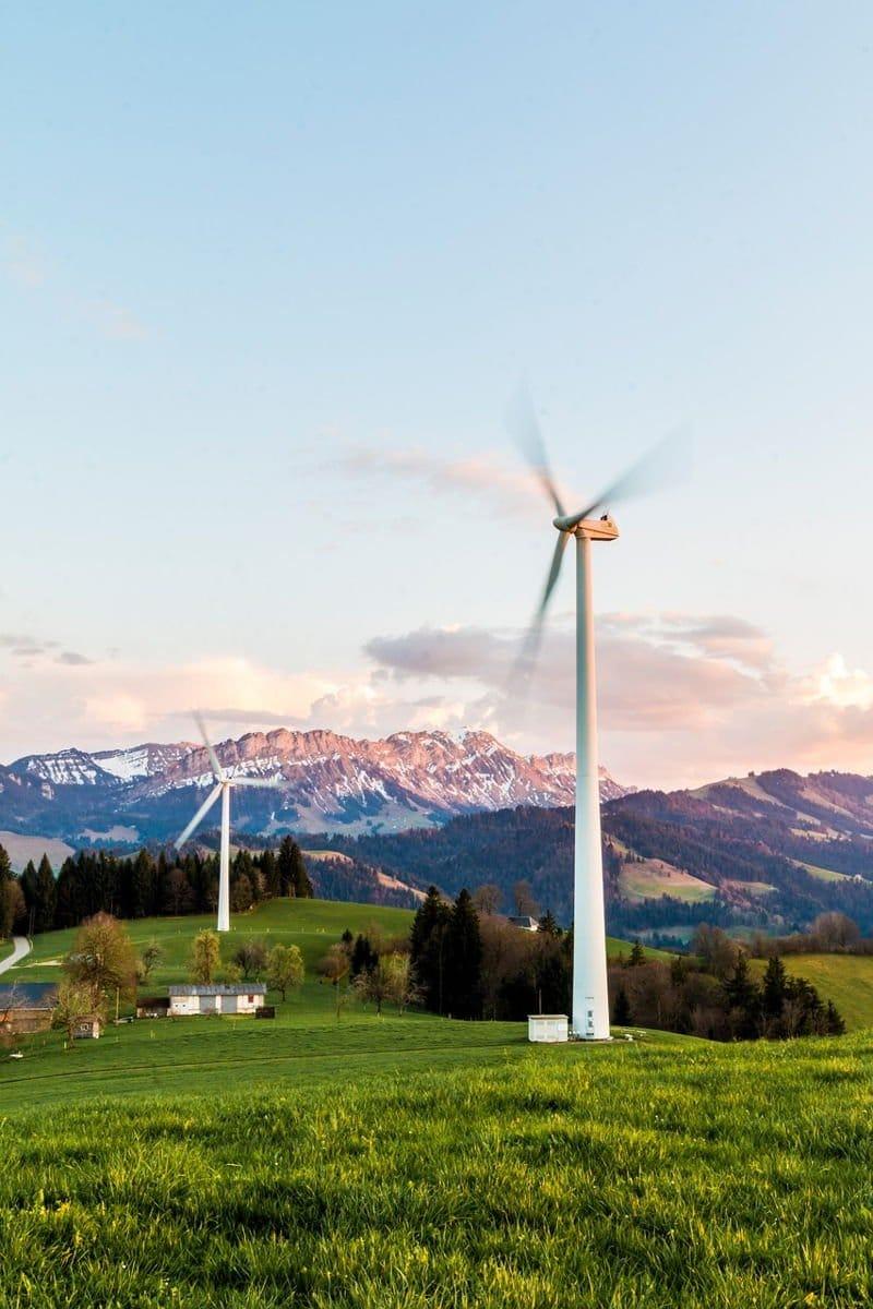La energía eólica bate récords en Dinamarca