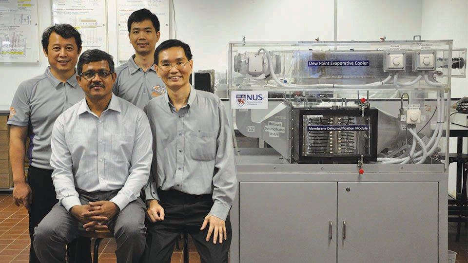 Diseñan la próxima generación de equipos de aire acondicionado que reduce un 40% las emisiones