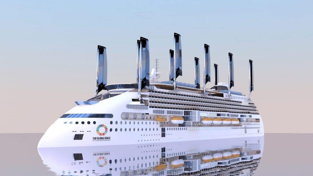 Ecoship, el crucero más ecológico del mundo