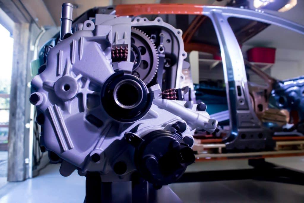 General Motors patenta un motor eléctrico con múltiples longitudes de imán que simplifica la producción