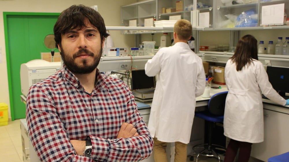 Gabriel Lozano, el físico cordobés que quiere revolucionar la energía solar con la perovskita