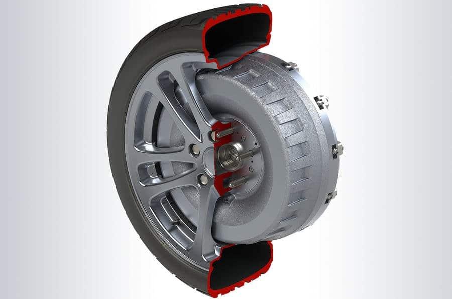 Protean Drive, el motor eléctrico integrado en las ruedas