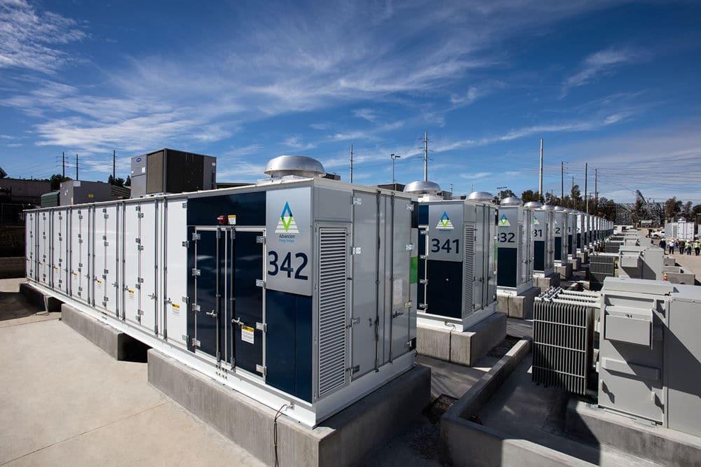 Fluence Energy construye el sistema de almacenamiento más grande del mundo en California