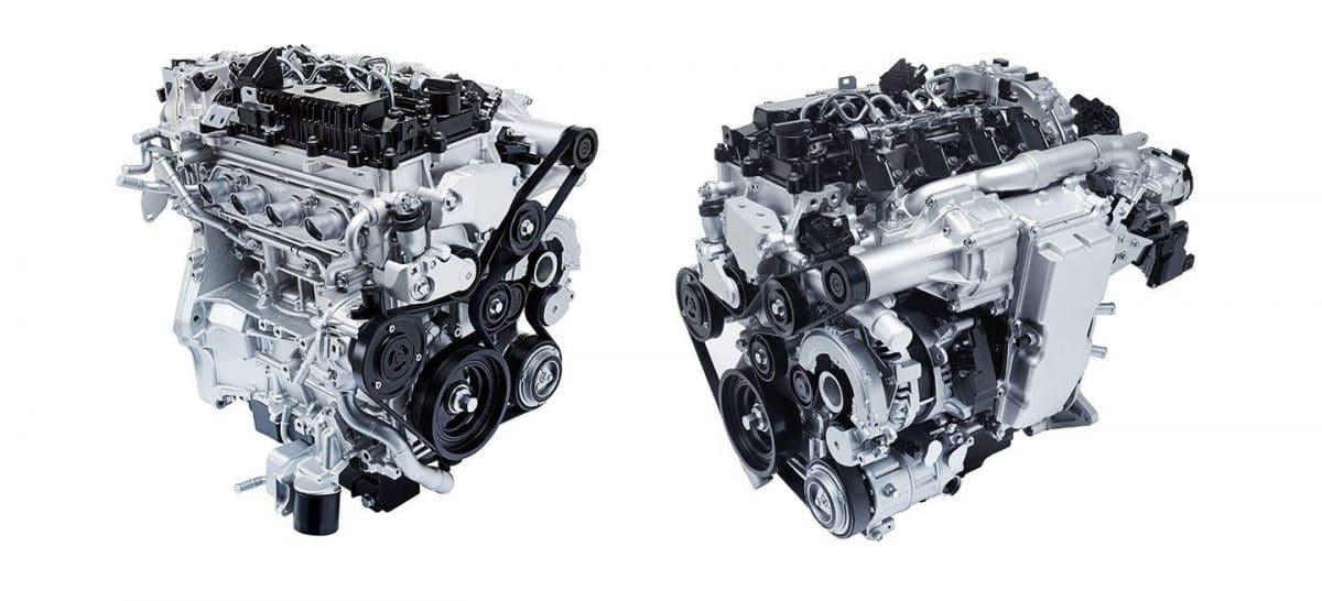 Mazda está diseñando un nuevo motor de gasolina afirman, tan limpio y ecológico como un coche eléctrico