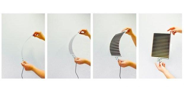 Vidrios fotovoltaicos en perovskita semitransparente