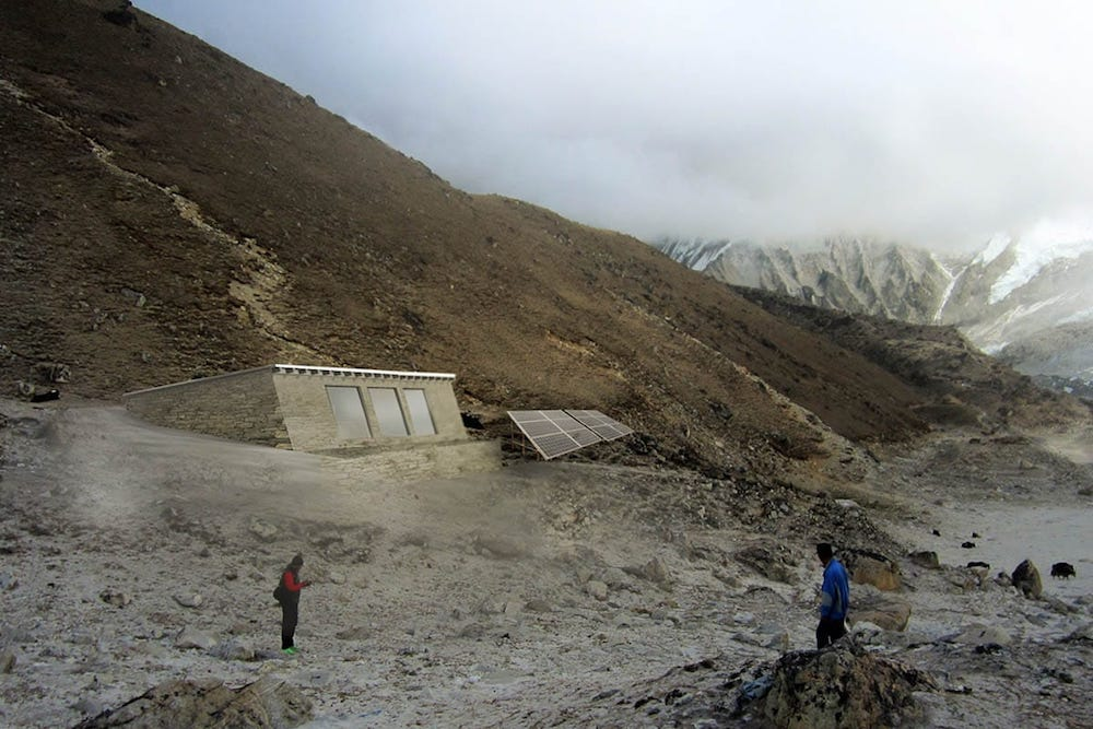 Mount Everest Biogas Project