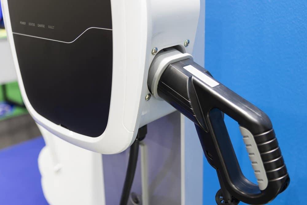 Cargador para coches eléctricos