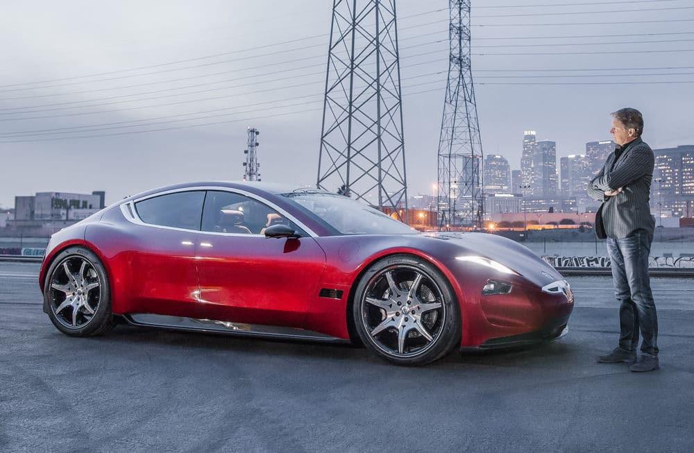 Fisker EMotion, un coche eléctrico de gama alta con 640 km de autonomía