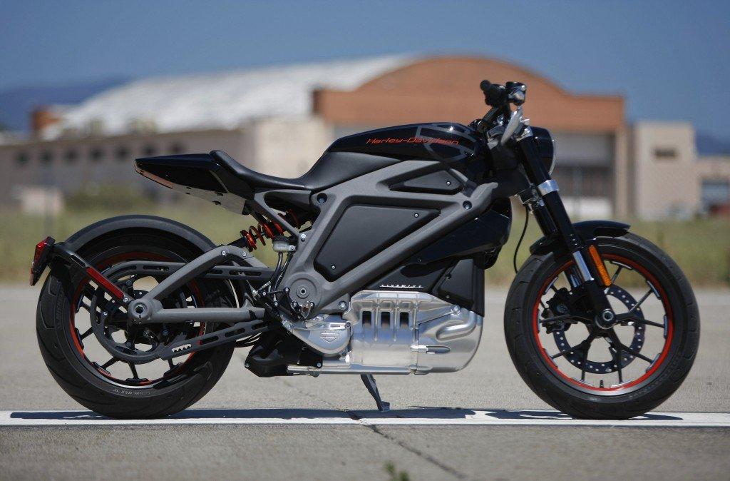 Harley Davidson lanzará su primera moto eléctrica en 18 meses