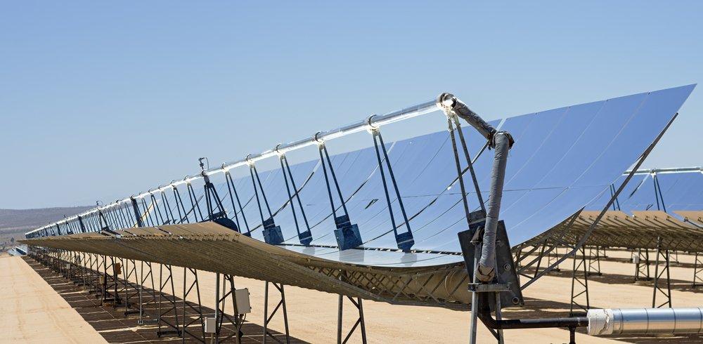 Un nuevo nanofluido para centrales solares térmicas mejora su eficiencia en más de un 35%